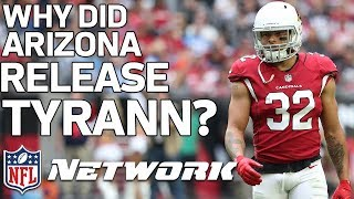 Download Why Did the Cardinals Release Tyrann Mathieu & Where Could He End Up? | NFL Video