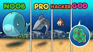 Download Minecraft - UNDERWATER HIDE AND SEEK! (NOOB vs PRO vs GOD vs HACKER) Video