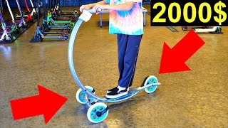 Download THE 2000$ ALIEN SCOOTER!? Video