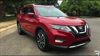 Download 2017 Nissan Rogue SL – Redline: Review Video