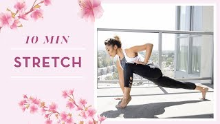 Download 5 Stretches to get you Feeling Flexible and Thinking Positively Video