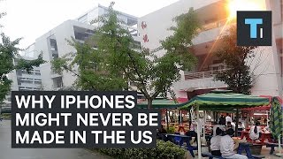 Download Why iPhones might never be made in the United States Video