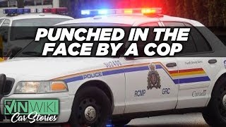 Download Damon from DDE gets punched by a cop Video