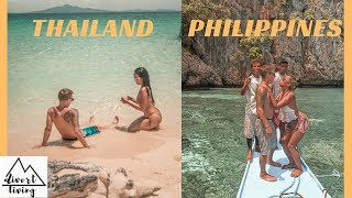 Download Philippines or Thailand? Which is BETTER for travel? 🇵🇭🇹🇭 Video