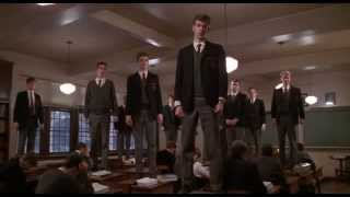 Download Dead Poet Society : Captain, oh my captain Video