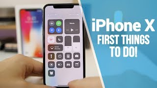 Download iPhone X - First 10 Things To Do! Video