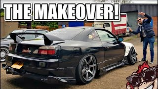 Download 🐒 UNVEILING THE BEAST! MY JDM S15 SILVIA SPEC R Video