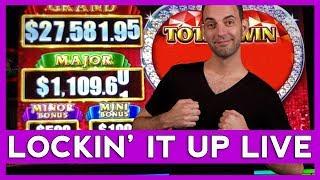 Download LIVE Lockin' It Up🔒BIG 5 Safari🦁🌴″Mock - YEAH!″ Dumb & Dumber😕🤪Choctaw Casino ✦ BCSlots Video