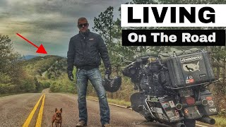 Download 3 Years LIVING on a Motorcycle / MY STORY & Whats Next Video