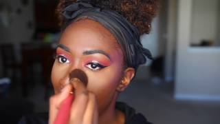 Download My Go-to Glam Makeup Look Video