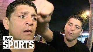 Download Nick Diaz Jumped in Las Vegas, Huge Brawl Breaks Out | TMZ Sports Video
