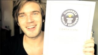 Download A WORLD RECORD! - (Fridays With PewDiePie - Part 64) Video