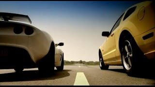 Download Lotus Exige vs Ford Mustang | Top Gear | BBC Video