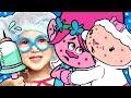 Download Тролли Розочка заболела Ветрянкой Овечка Лемми заразила Розочку Trolls 2016 Лечим Розочку Poppy Video