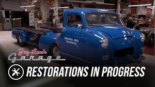 Download Restorations in Progress: August 2015 - Jay Leno's Garage Video