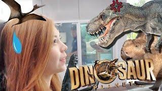 Download ไดโนเสาร์บุกกรุงเทพแล้ว หนีเร็ว!!   Dinosaur planet [zbing z.] Video