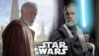 Download What Obi-Wan Did in his FREE TIME on Tatooine (CANON) - Star Wars Explained Video