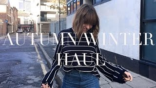 Download Autumn/Winter Haul | ft. ASOS, Topshop, & Other Stories Video