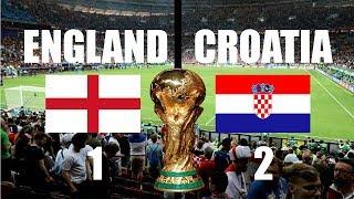 Download ENGLAND VS CROATIA HIGHLIGHTS LIVE WORLD CUP 2018 Video
