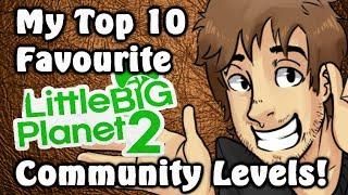 Download Top 10 Favourite LittleBigPlanet 2 Community Levels! - Caddicarus Video