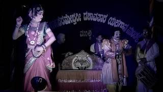 Download Yakshagana Tulu - Banatha bangar - 10 - ''Doora daayeg enna manamohana...'' Kannadikatte Video