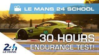 Download 24 Heures du Mans - Pourquoi un test d'Endurance de 30 heures ? Video