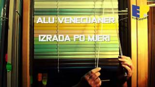 Download VENECIJANERI - ŽALUZINE - IZRADA PO MJERI (SJENILA) Video