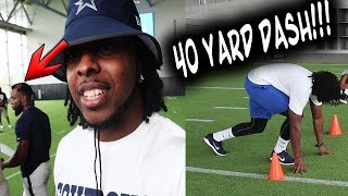 Download Dominating 2Hype & RDC World in Flag Football! + YouTuber Combine! (Dallas Vlog) Video