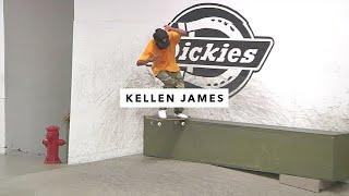 Download TWS Park: Kellen James | TransWorld SKATEboarding Video