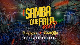 Download Grupo Clareou + Grupo Revelação - É Samba Que Fala, Né? (Cacique de Ramos) Video