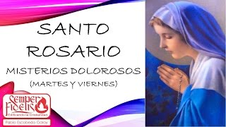 Download Santo Rosario Misterios de Dolor (Martes y Viernes) Video