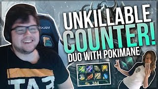 Download DYRUS • THE CHAMP THAT COUNTERS EVERYONE | Ft. Pokimane Video