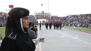 Download Pakistan ve Hindistan Sınırında Bayrak Töreni Çok Çekişmeli Video