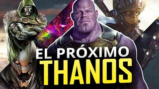 Download ¡GRAN AMENAZA! Marvel prepara un VILLANO MÁS PODEROSO que THANOS. ¿Quién será? Video