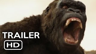 Download Kong: Skull Island Official Trailer #2 (2017) Samuel L. Jackson, Tom Hiddleston Action Movie HD Video
