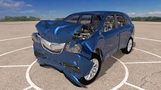 Download Car Tech 101: What is virtual crash testing? (On Cars) Video