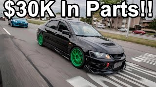 Download I Spent $30,000 Upgrading My Evo - Voltex Evo Build #25 Video