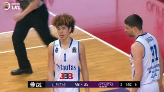 Download LaMelo Ball has his worst game in Lithuania Video