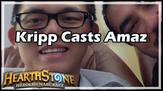 Download [Hearthstone] Kripp Casts Amaz Video