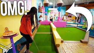 Download THE BEST MINI GOLF GAME EVER! - MOST HOLE IN ONES EVER?! Video