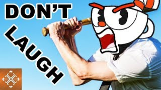 Download 💢 CUPHEAD RAGE - Funny Moments Caught On Camera (RAGE QUIT COMPILATION) 💢 Video