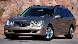 Download 2005 Mercedes Benz E500 4Matic Wagon -Test Drive - Viva Las Vegas Autos Video