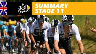 Download Summary - Stage 11 - Tour de France 2018 Video