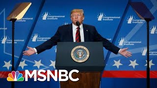 Download Trump's Wild Speech In Baltimore: Insults, Non Sequiturs, And More | The 11th Hour | MSNBC Video