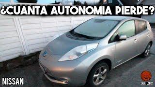 Download ¿Cuánta autonomía PIERDE el Nissan LEAF tras 2 semanas PARADO? Video
