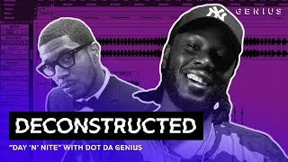 Download The Making Of Kid Cudi's ″Day 'N' Nite″ With Dot Da Genius | Deconstructed Video