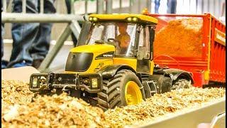 Download RC Trucks and Tractors in big Action! Tractor stuck! Video