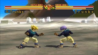 Download Dragon Ball GT: Final Bout [PS1] - Super Trunks Video