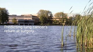 Download Predicting lung cancer's return at surgery | Cancer Research UK (2019) Video