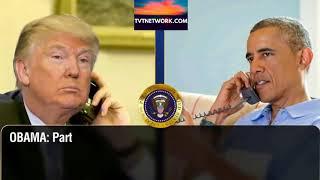 Download Trump calls to Obama pt 3 (the inaugural anniversary) Video